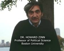 Lovejoy's Nuclear War: Interview with Howard Zinn