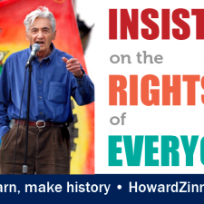 Insisting on the Rights of Everyone (excerpt) | HowardZinn.org