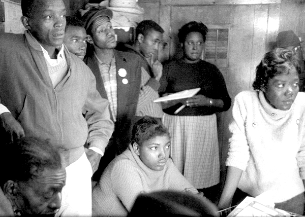 SNCC Worker Briefing, Fall 1963 | HowardZinn.org