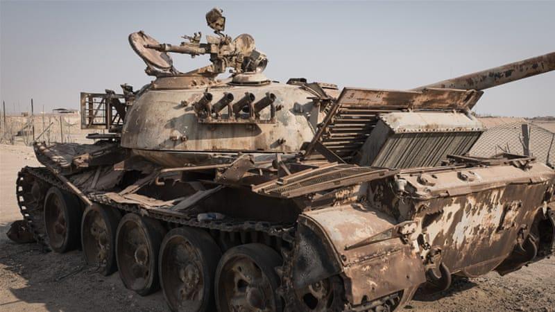 Iraqi Invasion - tank | HowardZinn.org