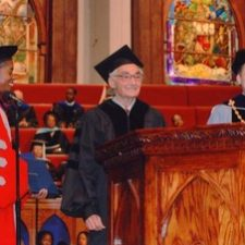 Howard Zinn Spelman Commencement 2005 | HowardZinn.org