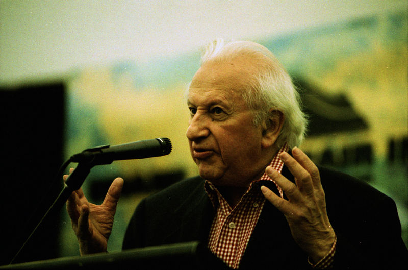 Studs Terkel • Photographer unknown • WikiCommons