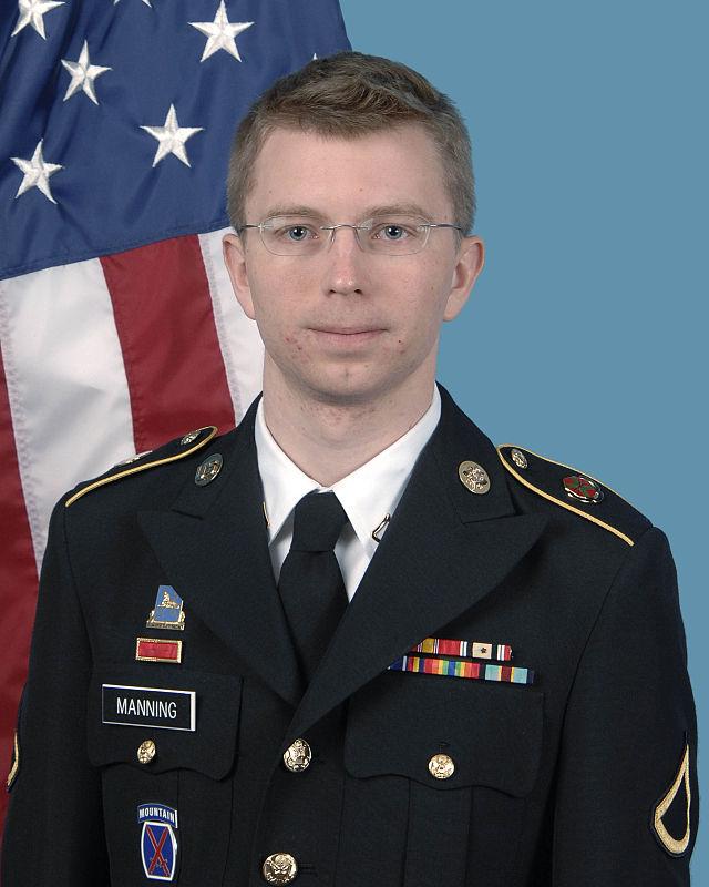 Bradley Manning • WikiCommons