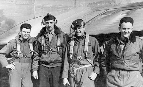 Howard Zinn and Air Force Flight Crew