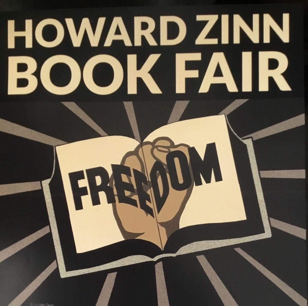 2016 Howard Zinn Book Fair