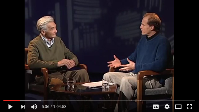 Conversation: Howard Zinn and Woody Harrelson | HowardZinn.org