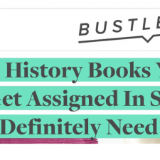 Bustle: 15 History Books You Didn't Get Assigned In School But Definitely Need To Read | HowardZinn.org