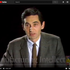 Howard Zinn on Resistance (TV clip) | HowardZinn.org