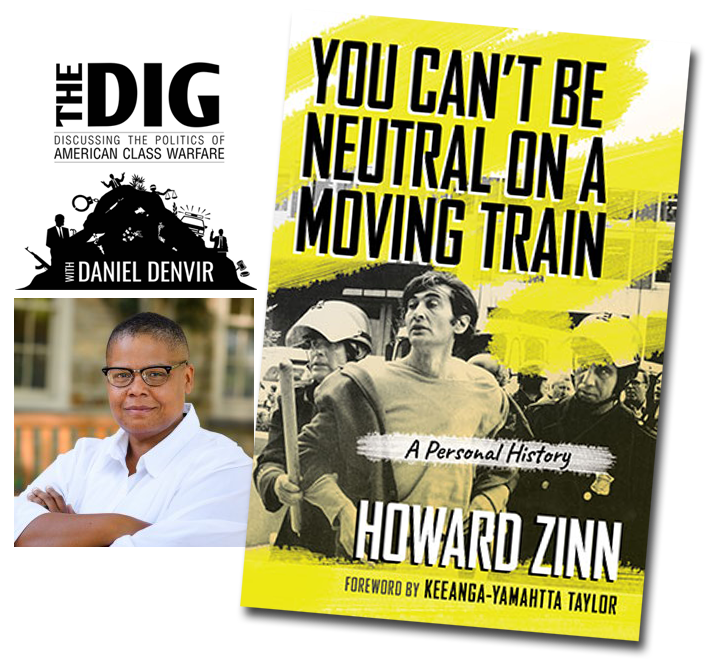 Keeanga-Yamahtta Taylor on the Life of Howard Zinn | HowardZinn.org