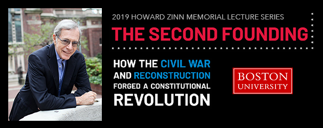 2019 Howard Zinn Lecture Series - Eric Foner | HowardZinn.org